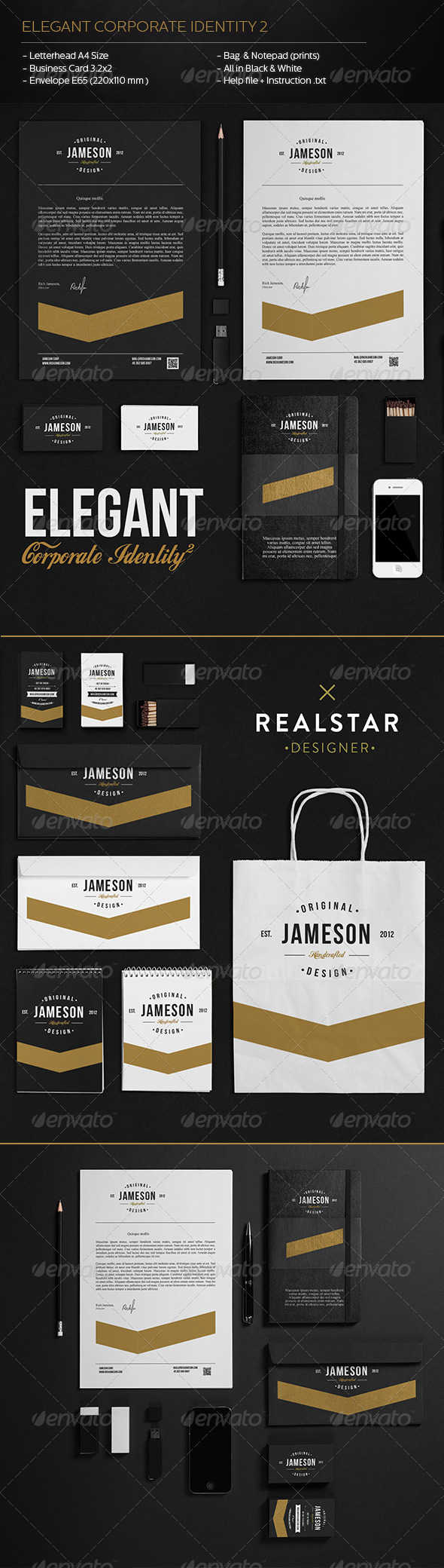 Elegant Corporate Identity 2