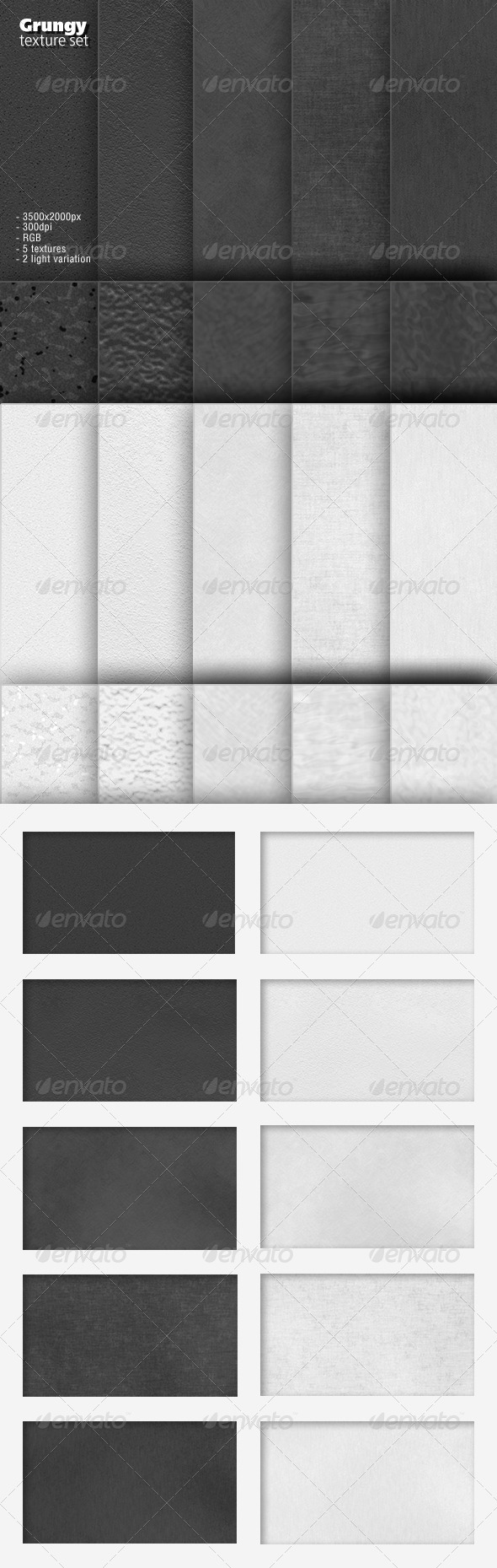 GraphicRiver Texture Set 5994019
