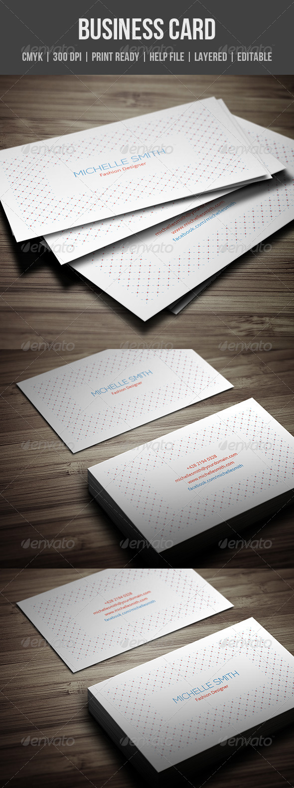 GraphicRiver Creative Personal Business Card 5994215