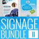 Corporate Signage Bundle II - GraphicRiver Item for Sale