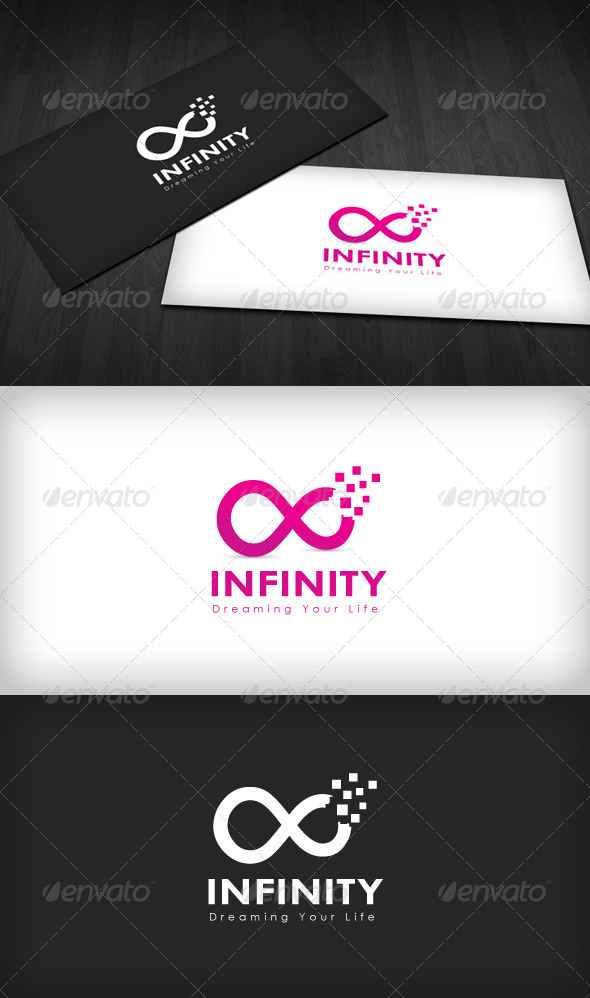 GraphicRiver Infinity Logo Template 626139