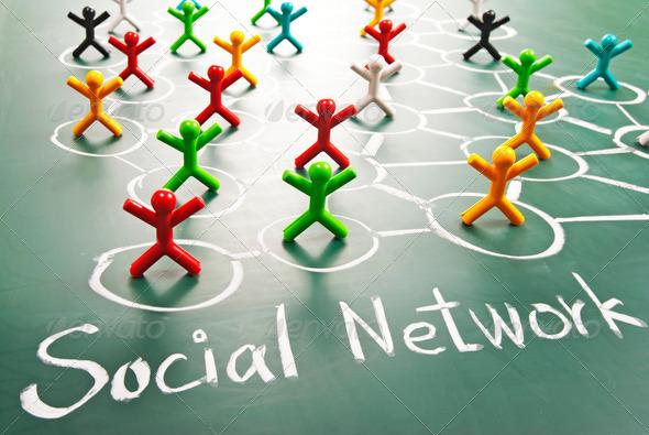 PhotoDune Social network 626533