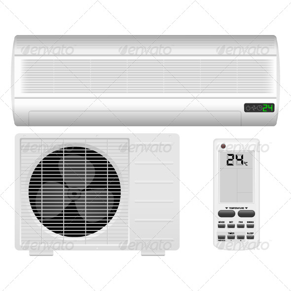 GraphicRiver Air Conditioner 5999122