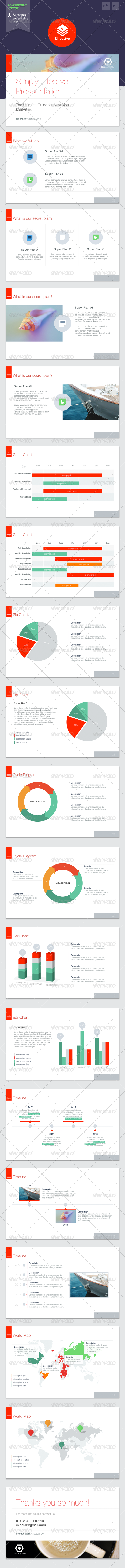 GraphicRiver Effective Powerpoint Template 5999312