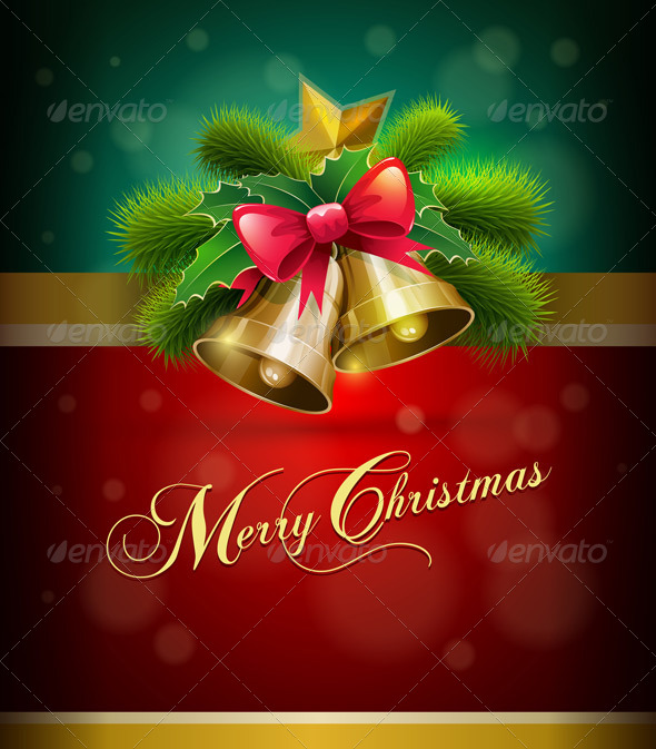 GraphicRiver Merry Christmas Greeting Card 5999698