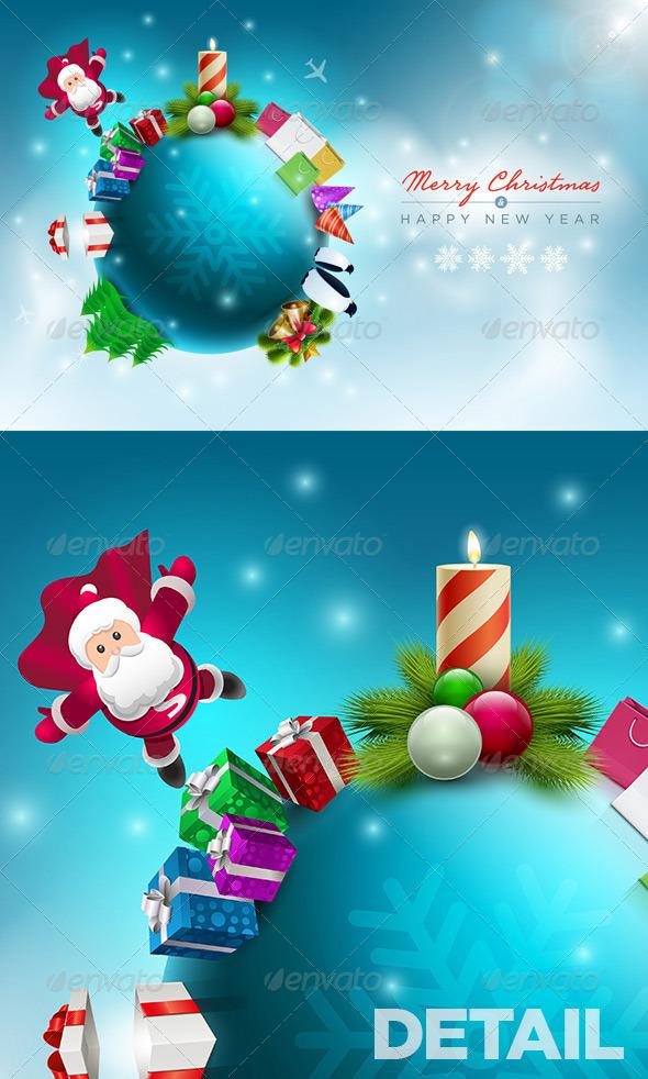 Santa Claus Christmas World