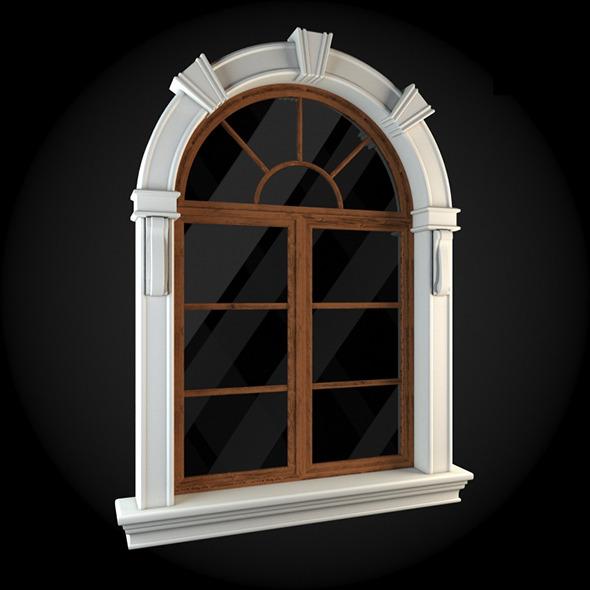 3DOcean Window 022 5999836