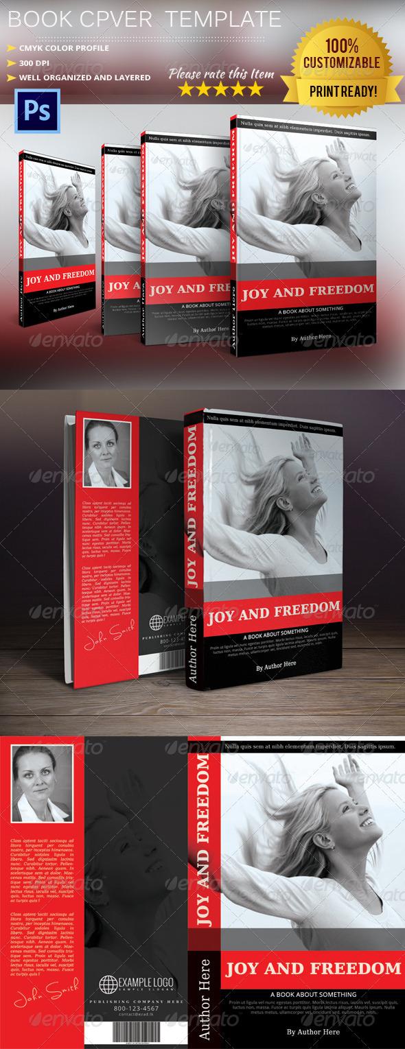 GraphicRiver Book Cover Template Vol.7 5999984