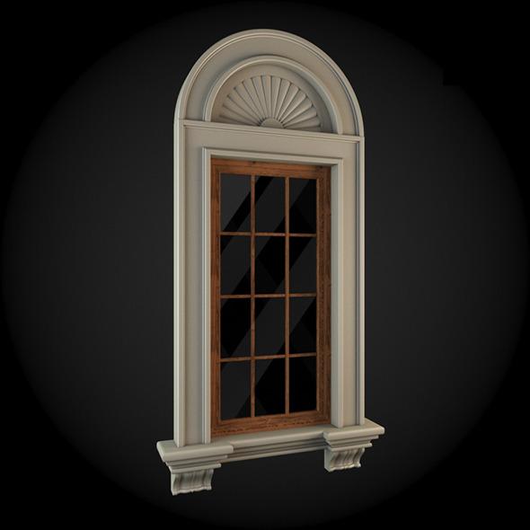 Window 025 - 3DOcean Item for Sale