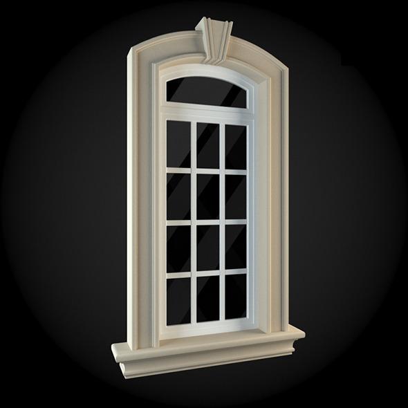 3DOcean Window 036 6000023