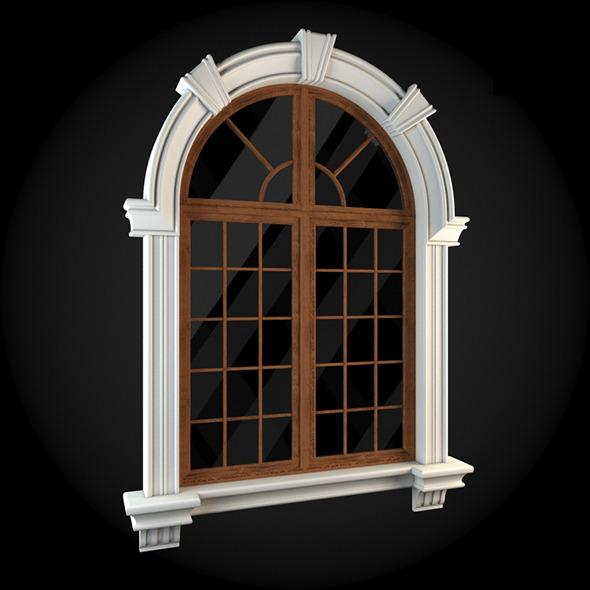 3DOcean Window 024 6000024