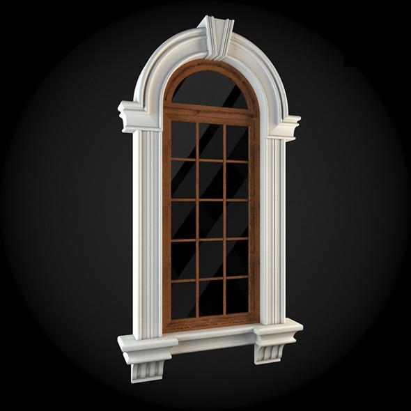 Window 023 - 3DOcean Item for Sale