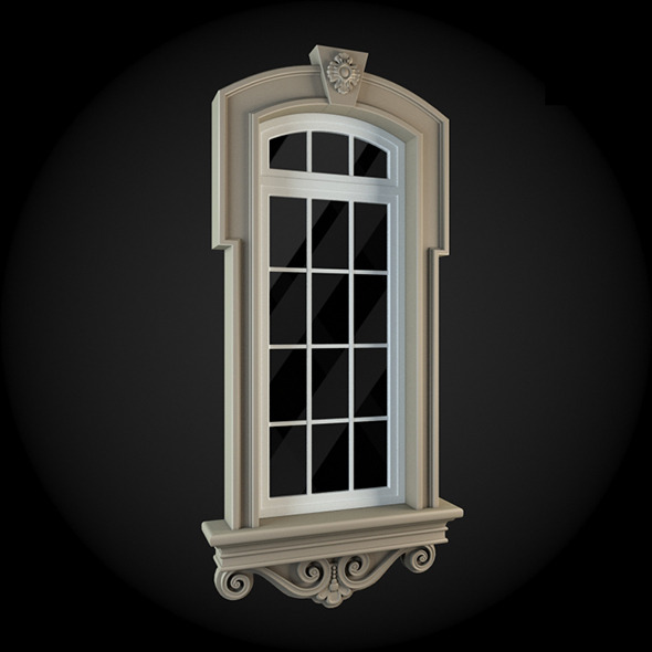 Window 038 - 3DOcean Item for Sale