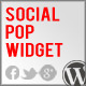 Social Pop Widget - CodeCanyon Item for Sale