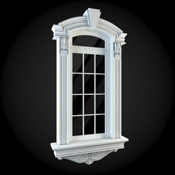 Window 040 - 3DOcean Item for Sale