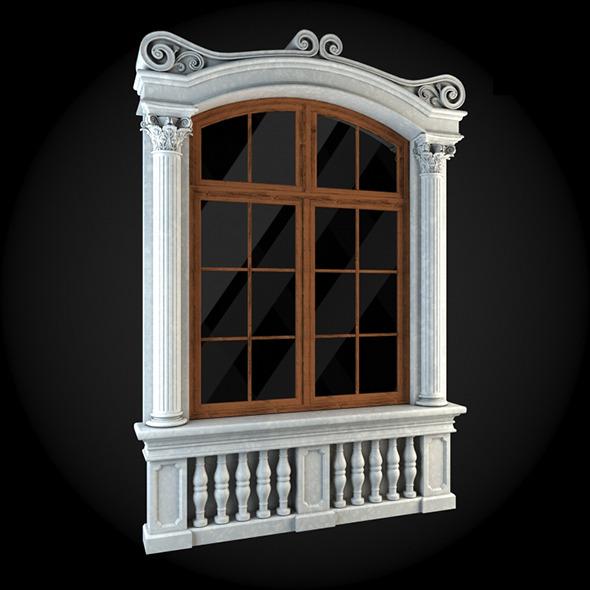 3DOcean Window 044 6000111