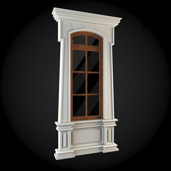 3DOcean Window 045 6000113
