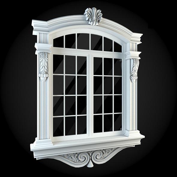 3DOcean Window 042 6000122