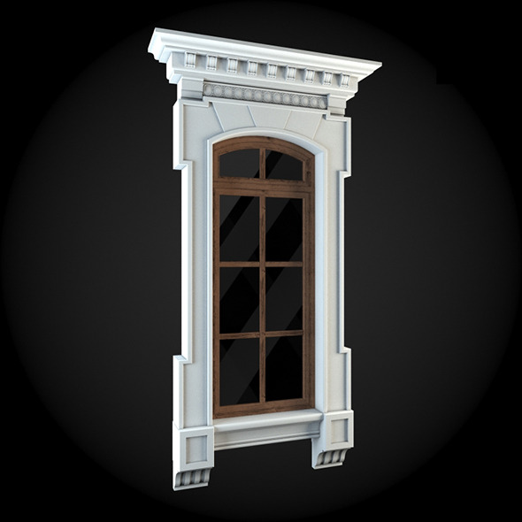 Window 047 - 3DOcean Item for Sale
