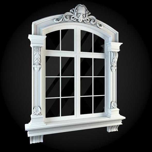 3DOcean Window 043 6000138