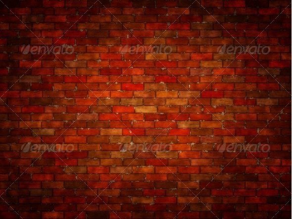 GraphicRiver Brick Wall Background 6000503