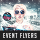 Event Flyers PSD Template V4 - GraphicRiver Item for Sale