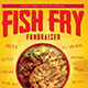 Fish Fry: Event Flyer Template - GraphicRiver Item for Sale
