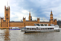 London.Houses of Parliament with Thames rive - PhotoDune Item for Sale