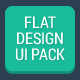 Flat Design UI Pack