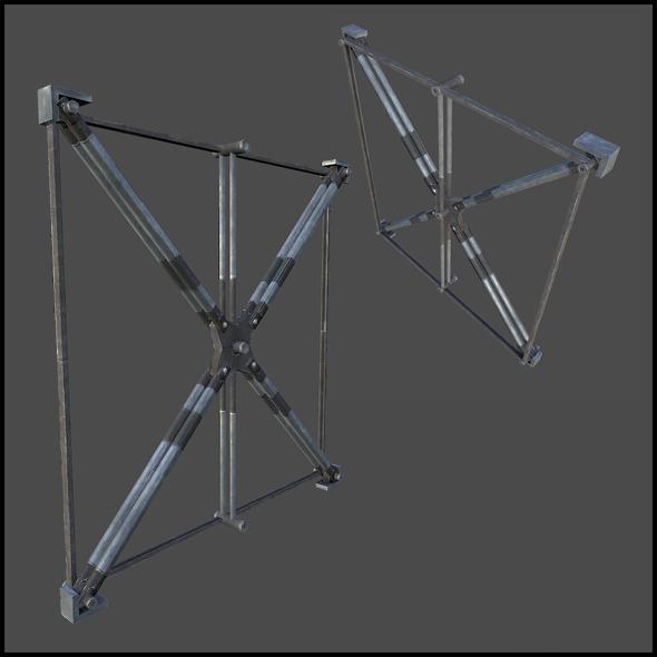 3DOcean Outer Facade Element 5744501