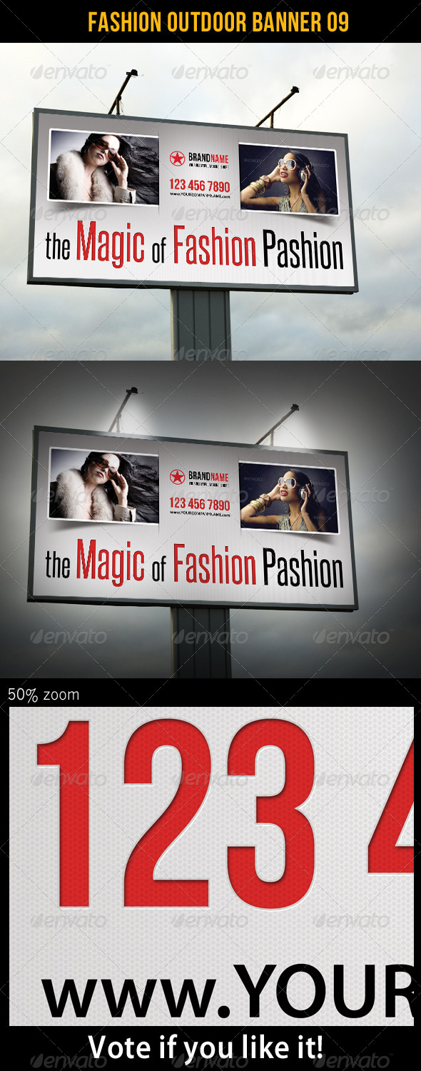 GraphicRiver Fashion Outdoor Banner 09 6002454