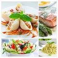 Mediterranean Food Collage - PhotoDune Item for Sale