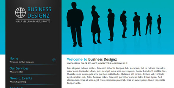ThemeForest Business Designz Package 26747
