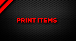 Print Items
