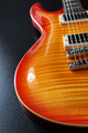 Cherry sunburst electric guitar - PhotoDune Item for Sale