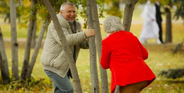 Flirty Retirees