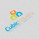 Cubic Industry Logo - GraphicRiver Item for Sale