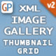 XML Image Gallery Thumbnail Grid v2 - Drag & Move - ActiveDen Item for Sale