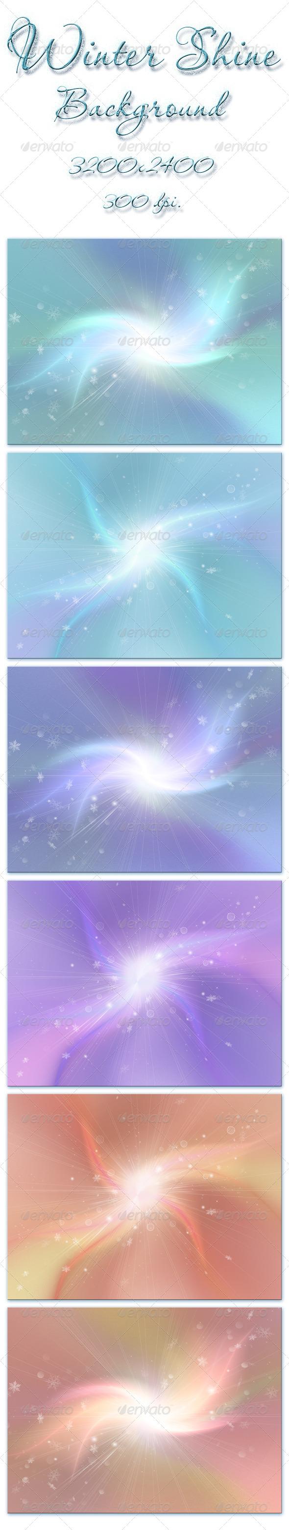 GraphicRiver Winter Shine 6006989