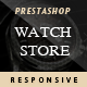 Responsive Prestashop Theme - WatchStore - ThemeForest Item for Sale