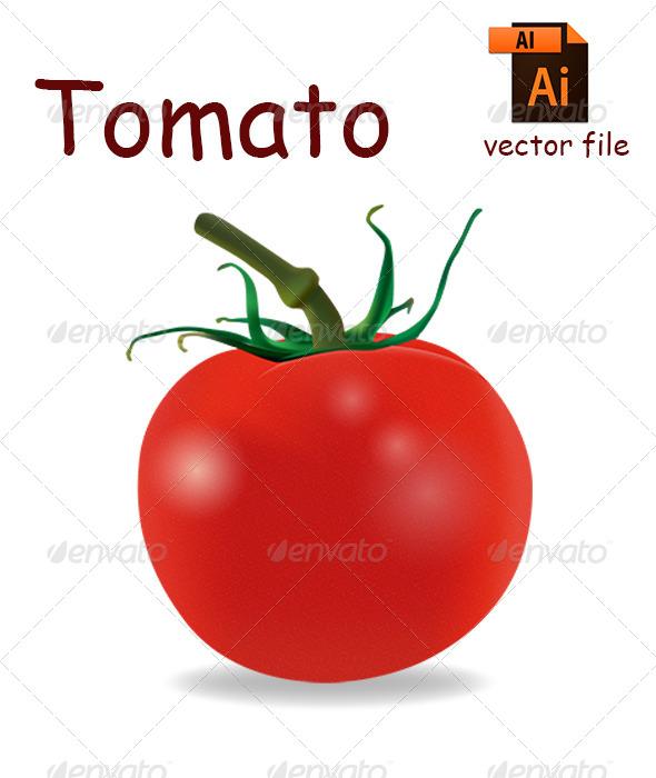 GraphicRiver Tomato 5991637