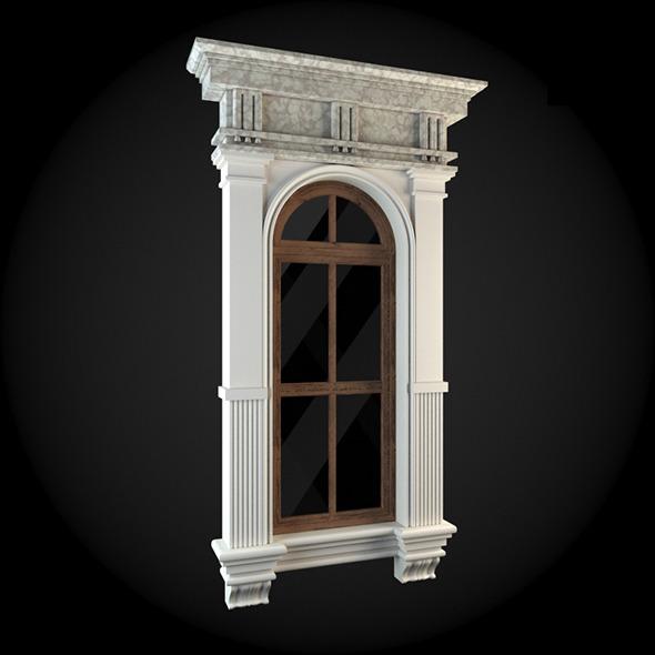 3DOcean Window 051 6007597