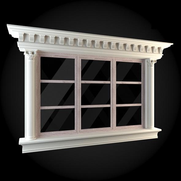 3DOcean Window 062 6008755