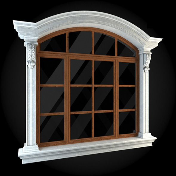Window 063 - 3DOcean Item for Sale