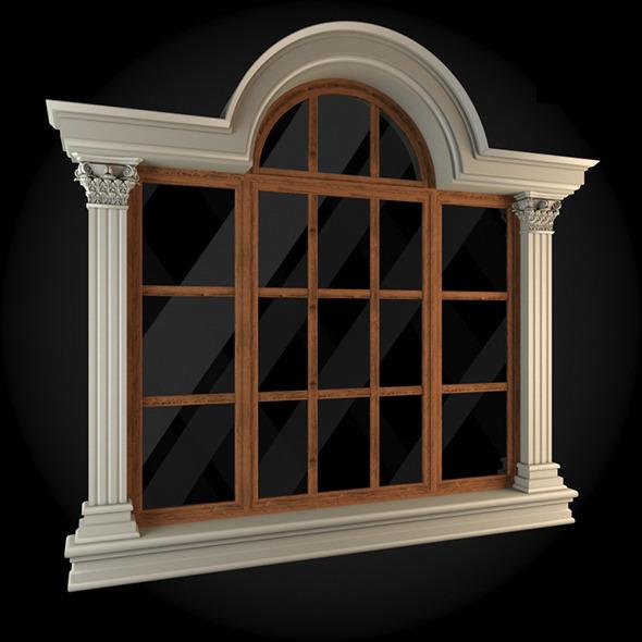 Window 066 - 3DOcean Item for Sale