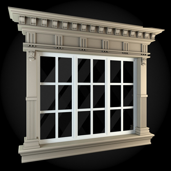 3DOcean Window 067 6008891