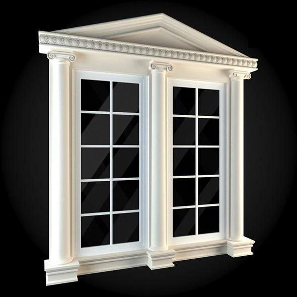 Window 069 - 3DOcean Item for Sale