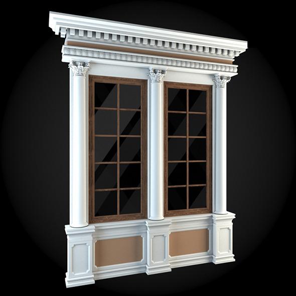 Window 070 - 3DOcean Item for Sale