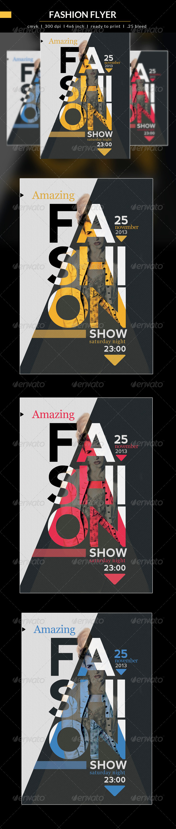 GraphicRiver Fashion Show 5992778