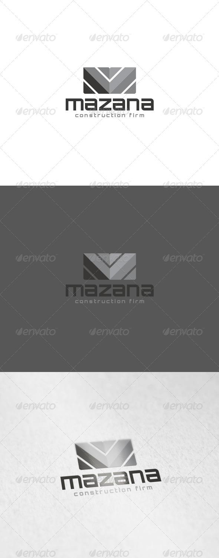 GraphicRiver Mazana Logo 6002899